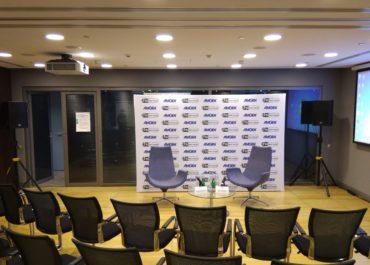 Пресс-конференция Amgen и Фармстандарт